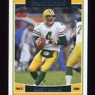 2006 Topps Football #200 Brett Favre - Green Bay Packers