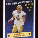 2006 Topps Heritage Football New Age Performers Insert #NAP1 Brett Favre - Green Bay Packers