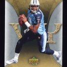 2007 Artifacts Football #095 Vince Young - Tennessee Titans