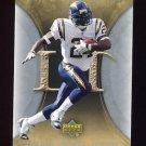 2007 Artifacts Football #084 LaDainian Tomlinson - San Diego Chargers