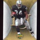 2007 Artifacts Football #074 LaMont Jordan - Oakland Raiders