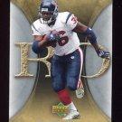 2007 Artifacts Football #042 Ron Dayne - Houston Texans