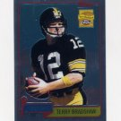 2002 Topps Chrome Football Terry Bradshaw Reprints Insert #11 Terry Bradshaw - Pittsburgh Steelers