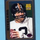 2002 Topps Chrome Football Terry Bradshaw Reprints Insert #08 Terry Bradshaw - Pittsburgh Steelers