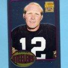 2002 Topps Chrome Football Terry Bradshaw Reprints Insert #06 Terry Bradshaw - Pittsburgh Steelers