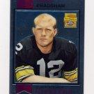 2002 Topps Chrome Football Terry Bradshaw Reprints Insert #03 Terry Bradshaw - Pittsburgh Steelers