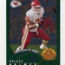 2002 Topps Chrome Football #153 Priest Holmes - Kansas City Chiefs