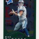 2002 Topps Chrome Football #109 Mike McMahon - Detroit Lions