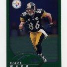 2002 Topps Chrome Football #099 Hines Ward - Pittsburgh Steelers