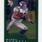 2002 Topps Chrome Football #067 Michael Bennett - Minnesota Vikings