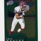 2002 Topps Chrome Football #055 Eric Moulds - Buffalo Bills