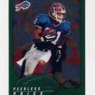 2002 Topps Chrome Football #034 Peerless Price - Buffalo Bills