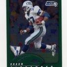 2002 Topps Chrome Football #026 Shaun Alexander - Seattle Seahawks