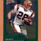 2002 Topps Chrome Football #008 Corey Dillon - Cincinnati Bengals