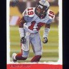 2002 Topps Gallery Football #173 Kahlil Hill RC - Atlanta Falcons
