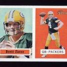 2002 Topps Heritage Football #154 Brett Favre - Green Bay Packers