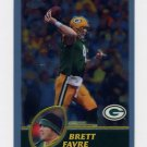 2003 Topps Chrome Football #047 Brett Favre - Green Bay Packers