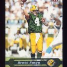 2002 Ultra Football #078 Brett Favre - Green Bay Packers