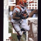 2002 Upper Deck MVP Football #046 Corey Dillon - Cincinnati Bengals