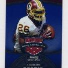 2008 Bowman Sterling Jerseys Blue #061 Clinton Portis - Washington Redskins Game-Used Jersey /349