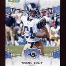 2008 Score Football Card #293 Torry Holt - St. Louis Rams