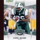 2008 Score Football Card #221 Chris Baker - New York Jets