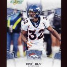 2008 Score Football Card #095 Dre Bly - Denver Broncos