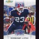 2008 Score Football Card #031 Marshawn Lynch - Buffalo Bills