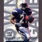 2008 Topps Football Own The Game #OTGLT2 LaDainian Tomlinson - San Diego Chargers