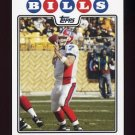 2008 Topps Football #043 J.P. Losman - Buffalo Bills