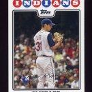 2008 Topps Baseball #317 Cliff Lee - Cleveland Indians