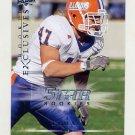 2008 Upper Deck Rookie Exclusives Football #RE23 J Leman - Minnesota Vikings
