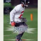 2008 Upper Deck Rookie Exclusives Football #RE09 Chevis Jackson - Atlanta Falcons