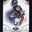 2008 Donruss Threads Retail Blue #121 Devin Hester - Chicago Bears 081/350