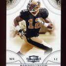 2008 Donruss Threads Football #079 Marques Colston - New Orleans Saints
