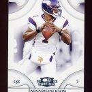 2008 Donruss Threads Football #071 Tarvaris Jackson - Minnesota Vikings
