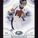 2008 Donruss Threads Football #040 Brandon Stokley - Denver Broncos
