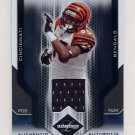 2007 Leaf Limited Threads #021 Chad Johnson - Cincinnati Bengals Game-Used Jersey 005/100