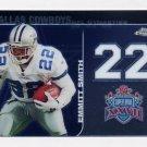 2008 Topps Chrome Football Dynasties #DYN-ES2 Emmitt Smith - Dallas Cowboys