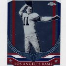 2008 Topps Chrome Honor Roll #HR-NB Norm Van Brocklin - Los Angeles Rams
