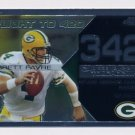 2008 Topps Chrome Brett Favre Collection #BF-342 Brett Favre - Green Bay Packers