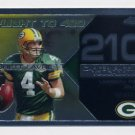 2008 Topps Chrome Brett Favre Collection #BF-210 Brett Favre - Green Bay Packers