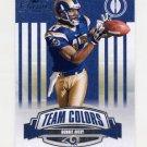 2008 Donruss Classics Team Colors Rookie Insert #TC09 Donnie Avery - St. Louis Rams