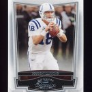 2008 Donruss Classics Football #042 Peyton Manning - Indianapolis Colts