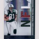 2008 Absolute Memorabilia RPM NFL #252 Dustin Keller RC - Game-Used Dual JSY and Football /199