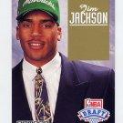 1993-94 Skybox Premium Basketball #DP4 Jim Jackson 1992 - Dallas Mavricks