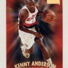 1997-98 Skybox Premium Reebok Chase #118 Kenny Anderson - Portland Trail Blazers