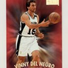 1997-98 Skybox Premium Reebok Chase #003 Vinny Del Negro - San Antonio Spurs