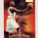 1997-98 Skybox Premium Basketball #041 Voshon Lenard - Miami Heat
