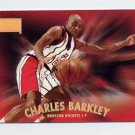 1997-98 Skybox Premium Basketball #028 Charles Barkley - Houston Rockets